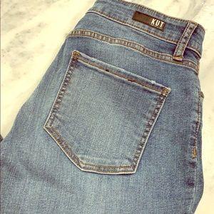 Kut Skinny Jeans Sz 12